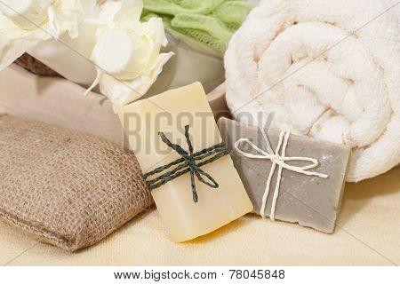 Aroma Therapy - Stock Image