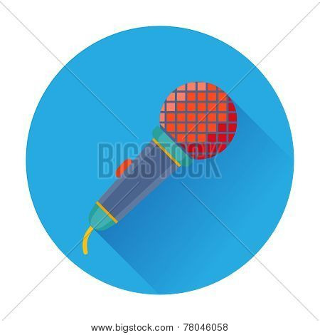 Celebration Karaoke Microphone icon