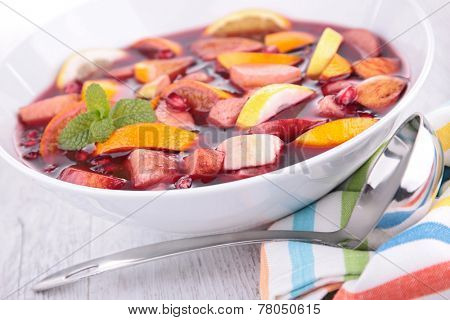 sangria,punch