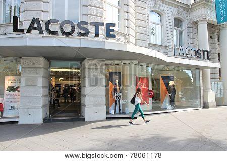Lacoste Fashion Store