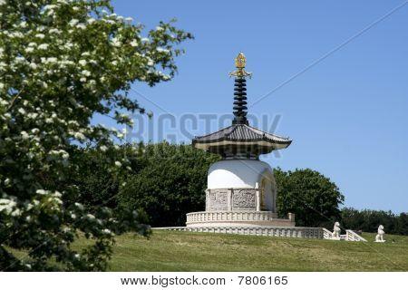 Peace Pagoda Milton Keynes
