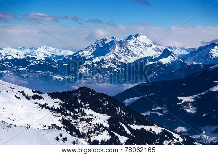 Views of the Diablerets