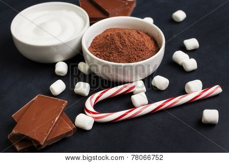 Hot Cocoa Ingredients