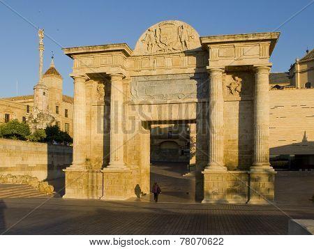 Puerta Del Puente. Cordoba, Andalusia. Spain