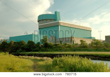 Shoreham Power Plant
