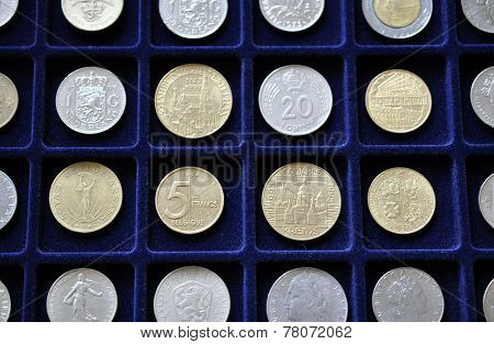 numismatic coin collections