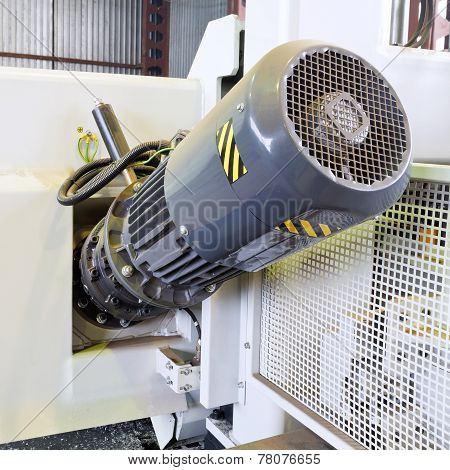 Electric Motor Industrial Machine