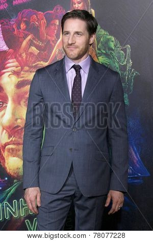 LOS ANGELES - DEC 10:  Sam Jaeger at the