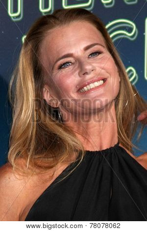 LOS ANGELES - DEC 10:  Serena Scott Thomas at the