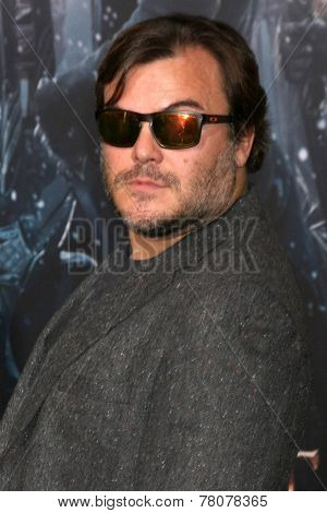 LOS ANGELES - DEC 9:  Jack Black at the