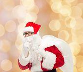 stock photo of hush  - christmas - JPG