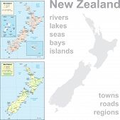 foto of nzd  - Very detailed views of New Zealand - JPG