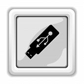 pic of usb flash drive  - Usb flash drive icon - JPG