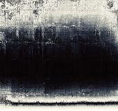 stock photo of color spot black white  - Old abstract grunge background - JPG