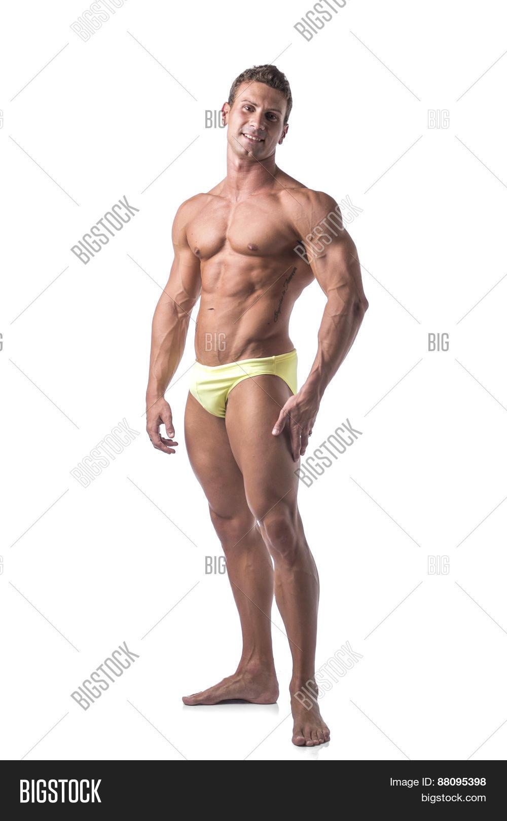 fully naked men full image