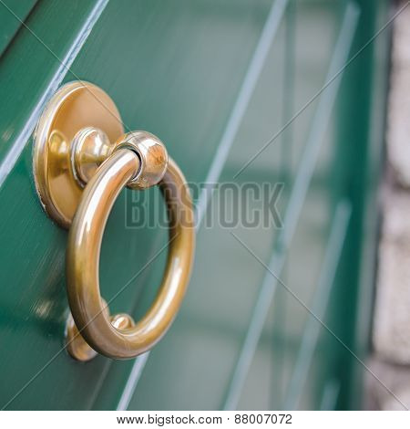 Knocker To Brass Ring