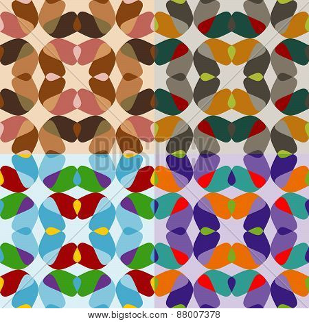 Abstract Seamless Backgrounds