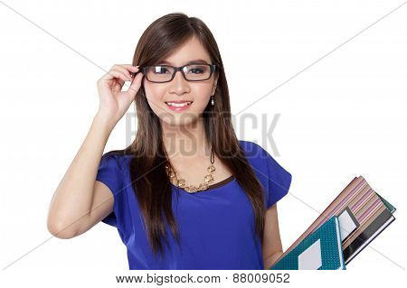 Cute Nerdy Girl
