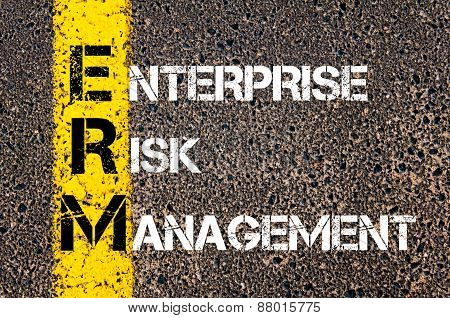 Acronym Erm - Enterprise Risk Management