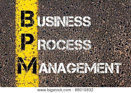 Acronym Bpm - Business Process Management