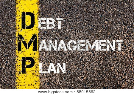 Acronym Dmp - Debt Management Plan
