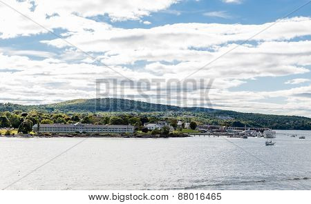 Coast Of Bar Harbor