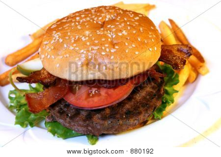 Whole Hamburger