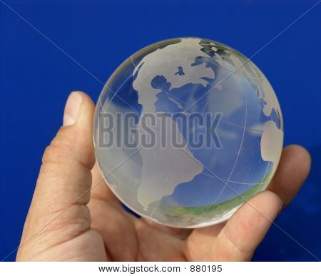 The Whole World On Blue 2
