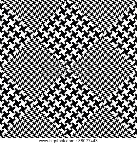 Seamless fashion fabric pattern