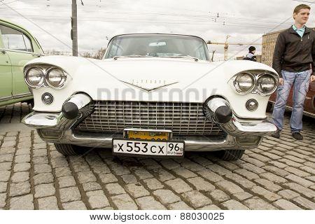 Retro Cadillac Eldorado