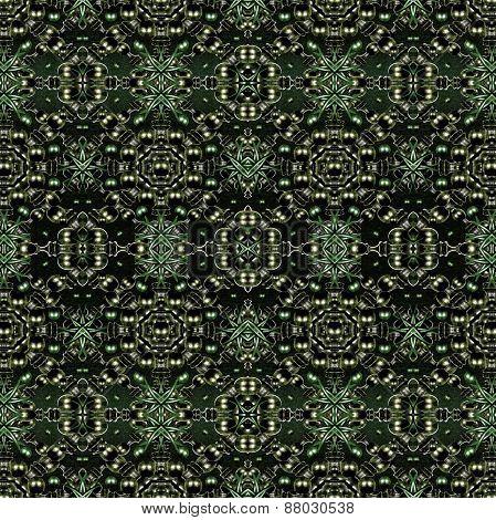 Ornament Tribal Pattern
