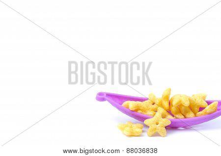 Star shape cereal