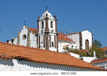 Silves, Algarve, Portugal - Cathedral