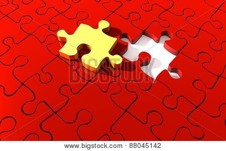 3D Render Jigsaw Puzzle