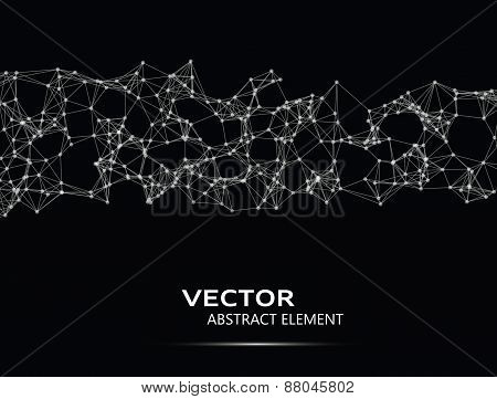 Vector Abstract Cybernetic Particles