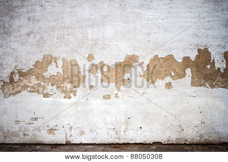 Old Plastered Wall