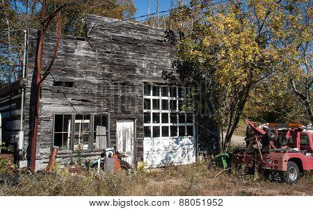 abandon garage
