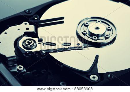 Computer Harddisk Drive