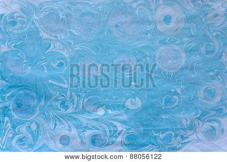 Ebru Light Blue