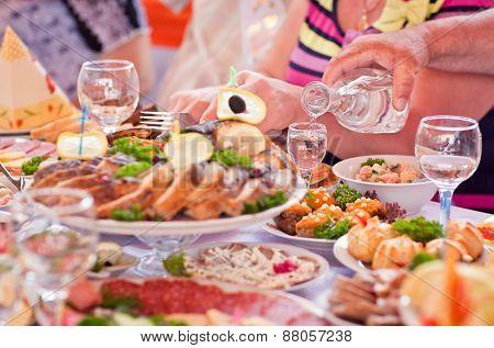 Celebratory Meal