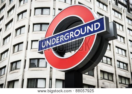 London Underground Tube Stations Operated By Tfl