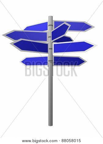 Street Traffic Signs
