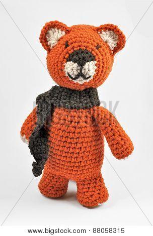 Crocheted Teddy