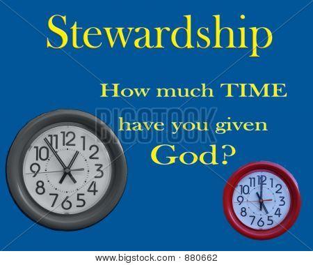 Stewardship Time