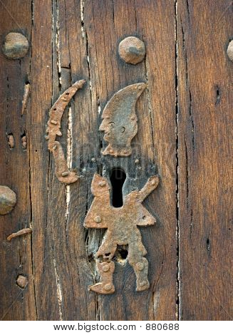 Ancient Keyhole