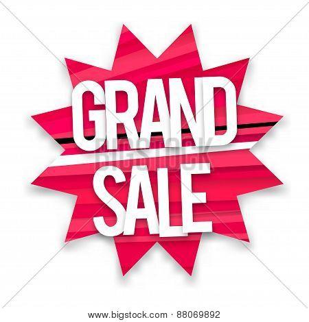 Boom Grand Sale