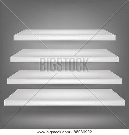 Emrty Shelves