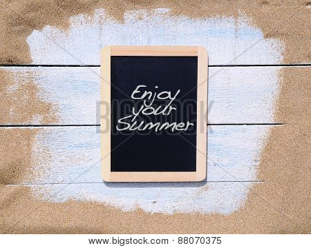 Enjoy Your Summer.