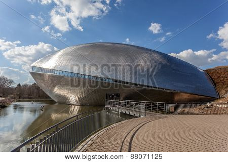 Universum Science Center in Bremen