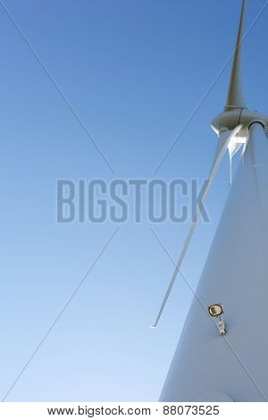 Windmill Energy - Stock Image